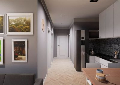 INTERACTIVE INTERIOR VIRTUAL TOUR