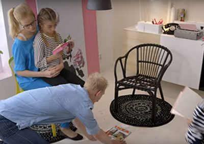 3D AR (Augmented Reality) – Ikea Furniture