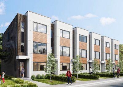 Town home Developments