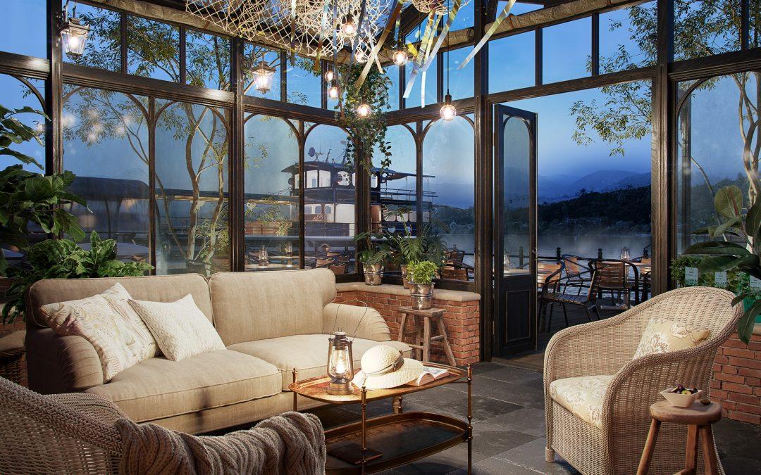 Design Luxury Property Brochures with 3D Rendering